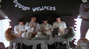 the cultural productions of a clockwork orange scraps from the  a clockwork orange the korova milk bar