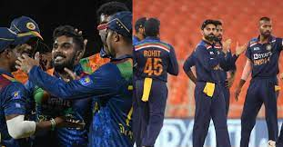 Sri Lanka vs India ODI ...