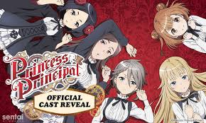 anime shows. Brilliant Anime The Englishdubbed Version Of The Princess Principal Anime Is About To Make  Its Debut On HIDIVE Streaming Service So Sentai Filmworks Revealed  To Anime Shows