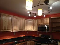 Kitchen With Track Lighting Great Kitchen Track Lighting Fixtures Related To Home Design