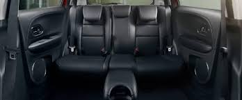 1 there's also more than enough room when you hit the road for an adventure. 2019 Honda Hr V Interior Features Magic Seats