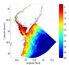 Delaware Bay Operational Forecast System Dbofs