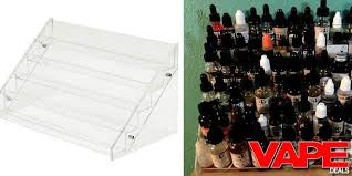 E Liquid Display Stand Eliquid Display Rack Stand 100100 VAPE DEALS 22