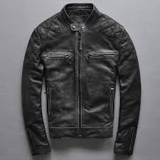 mens leather jacket er london uk