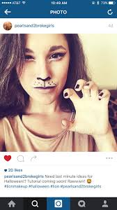 lion makeup tutorial is live on our follow our insram if you want to see fashion and more beauty tutorials