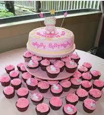 Super Cute Hello Kitty Birthday Cakes Birthdaycakeforkidscf