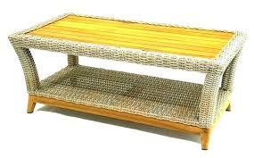 white wicker side table white wicker coffee table brown wicker side table white rattan coffee table