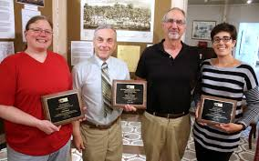 Volunteers Bruce, Wright & Smith Honored For Service To GOHS | AllOTSEGO.com