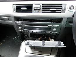 2005 bmw e90 how to install an io play unit great hands you ll note the bmw specific plug in the back of the stereo