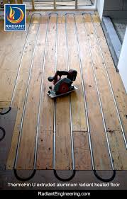 Radiant heating is the most comfortable and with the new technology of  boilers and outdoor re