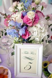 Table Setting Chart Wedding Table Setting With Plates For Seating Chart Stock