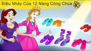 Điệu Nhảy Của 12 Nàng Công Chúa   KONDOSAN Vietnamese - Truyện cổ tích việt  nam   Câu chuyện của trẻ - YouTube