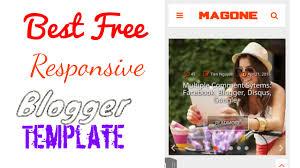Blogger Templates 2020 Best Free Responsive Blogger Template Seo Adsense Friendly