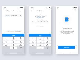 Design Verification Process Phone Verification Process By Kacper Kowalski On Dribbble