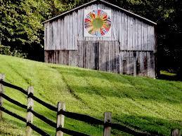 Quilt pattern barns, a photo from Kentucky, South   TrekEarth & Quilt pattern barns - Menifee County, Kentucky Adamdwight.com