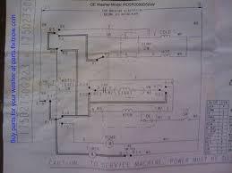 wiring diagrams and schematics appliantology ge washer mod wdsr2080d5ww schematic