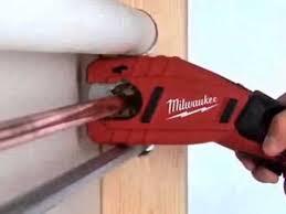 Milwaukee M12 Copper Pipe Cutter C12 PC