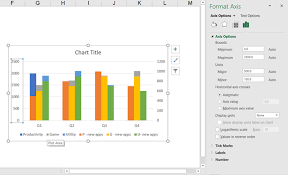 Excel Charts Multiple Data Sets Create A Clustered And Stacked Column Chart In Excel Easy