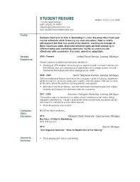 Cosmetologist Resume Example Administrativelawjudge Info