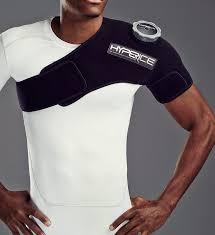 The Donjoy Sully Shoulder Brace Provides Shoulder