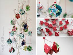 home decor diy paper christmas ornaments crafthubs
