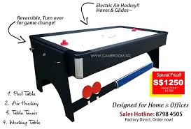 air hockey multi game table width height weight 3 in 1 Air Hockey Multi Game Table Width Height Weight