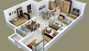2D Interior Design Exterior