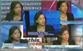 Why did Susan Rice repeat the same, incorrect story on all 5 shows?