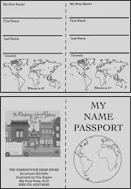 Free Passport Template For Kids Contemporary Free Templates For Kids Ideas Resume Ideas dospilas 82