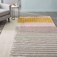 ikat mix indoor outdoor rug
