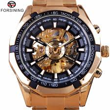 compare prices on best skeleton watches online shopping buy low forsining mens watches top brand luxury golden men automatic skeleton watch mens sport watch designer fashion