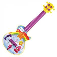 <b>Музыкальный инструмент Care Bears</b> Гитара с медиатором ...