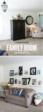 Family Room Ideas| Family Room Renovation Reveal