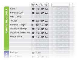 8 Week Workout Plans