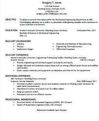 Mission Statement Resume Emelcotest Com