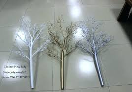 white tree branches for centerpieces tree branch for centerpieces high white branch tree for decoration tree