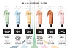 makeup forever redness correcting primer uk mugeek vidalondon 6 color correctors and 4 texture correctors