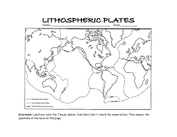 cgrmlwnvbnzlcnqymdezmdmzmc0xnja4nc0xbzmxyxquanbn plate tectonics map worksheet termolak on motion worksheet