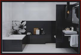 Schwarze Wandfliesen Badezimmer