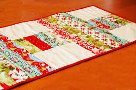 45 Free Jelly Roll Quilt Patterns + New Jelly Roll Quilts ... & Christmas Jelly Roll Quilt Patterns Adamdwight.com