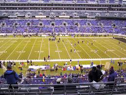 M T Bank Stadium View From Club Level 200 Vivid Seats