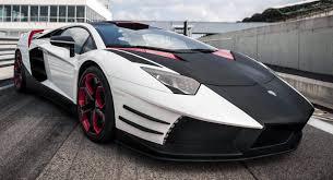 Milan Supercars Avanti Rosso Is A Lamborghini Aventador With A