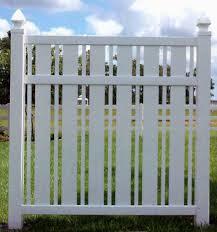 vinyl semi privacy fence. Plain Vinyl Throughout Vinyl Semi Privacy Fence