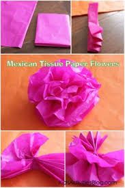 How To Make Tissue Paper Balls Decorations How To Make Tissue Paper Flowers Mexican Paper Flowers Tissue 79