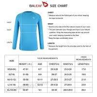 Baleaf Mens Upf 50 Uv Sun Protection Outdoor Running