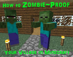 How to Zombie Proof Your Village in Minecraft LevelSkip