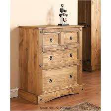 4 drawer chest. Brown Chest Of Drawers 4 Small Bedroom Drawer T