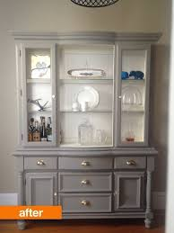 old furniture makeover. after hutch old furniture makeover t