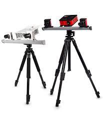 Промо видео <b>3D</b> сканнера RangeVision Spectrum