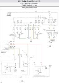 2011 schematic wiring diagrams solutions hopefully this schematic wiring diagrams of the 2002 dodge grand caravan el system wiring diagrams headlight circuit give you advantage